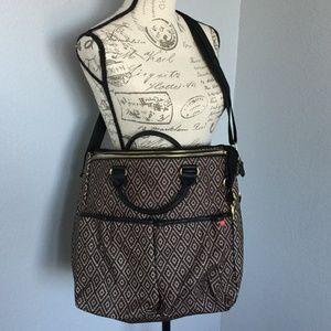 Skip Hop Aztec Print Diaper Bag